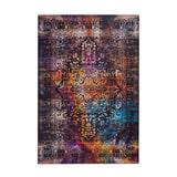 Kayoom Vloerkleed 'Galaxy 400' kleur Multicolor, 80 x 150cm