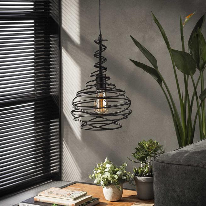 Hanglamp 'Quinten' 1-lamps, Ø25cm