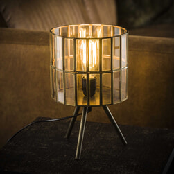 Tafellamp 'Shari' 33cm hoog