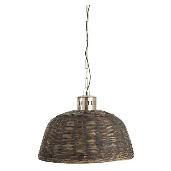 J-Line Hanglamp 'Corneille' Small, kleur Zwart, Ø66cm
