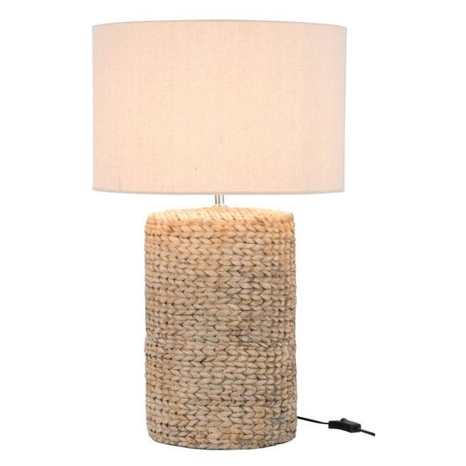 J-Line Taffellamp 'Theophiel' Large, kleur Naturel
