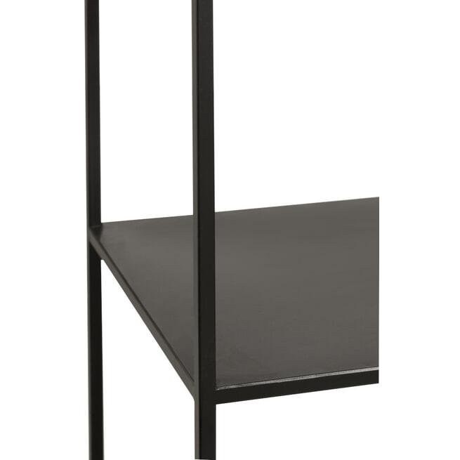 J-Line Wandrek 'Marcelina' kleur Zwart