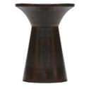 WOOOD Bijzettafel 'Diaz' 40cm, brons