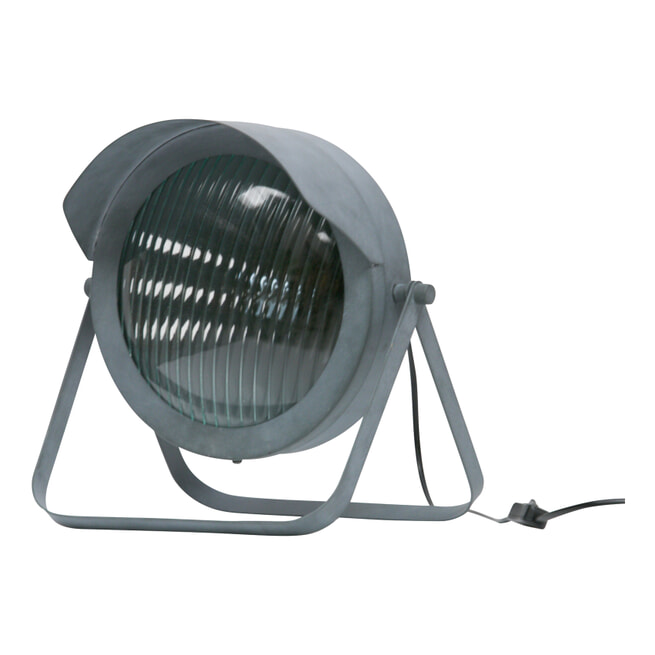 WOOOD Tafellamp 'Lester' kleur Betongrijs