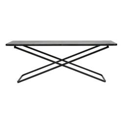 vtwonen Bijzettafel 'Crux' 125 x 40cm, kleur Zwart