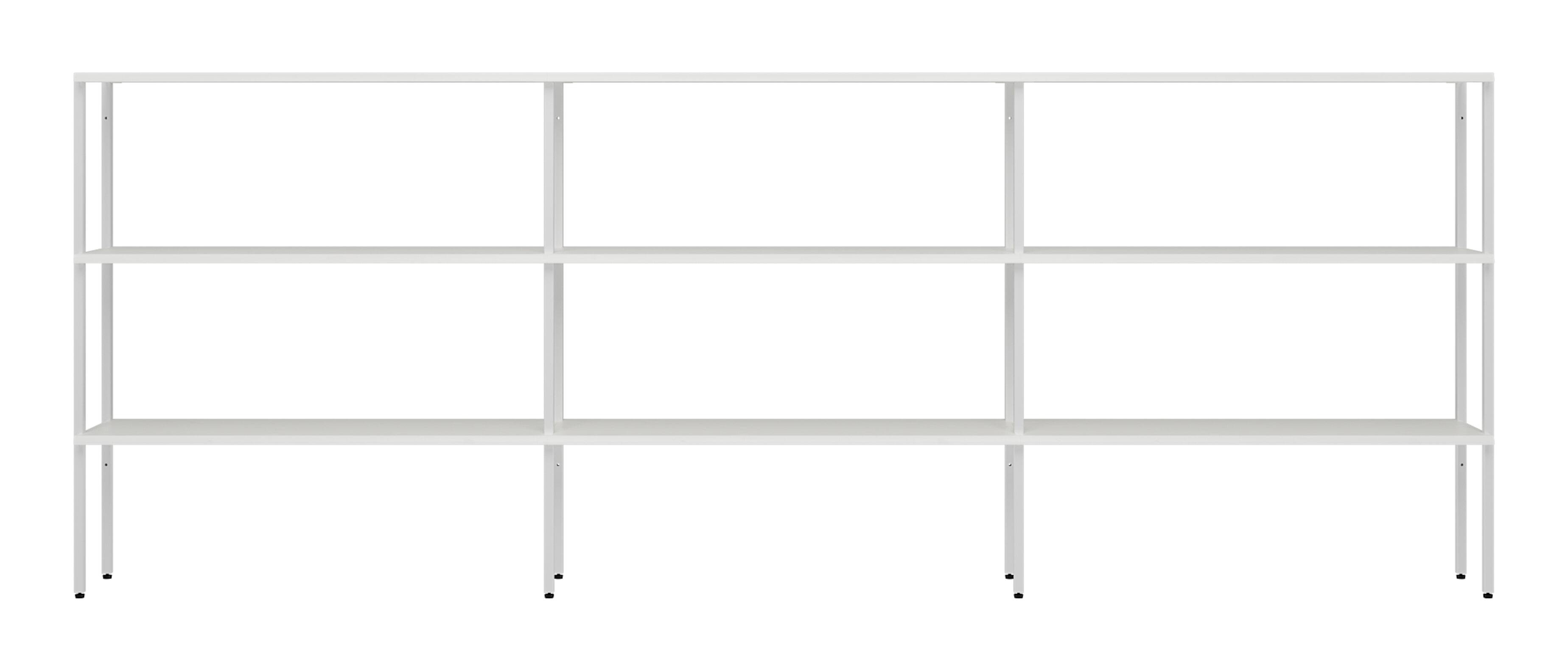 vtwonen Wandrek 'Rack' kleur Wit