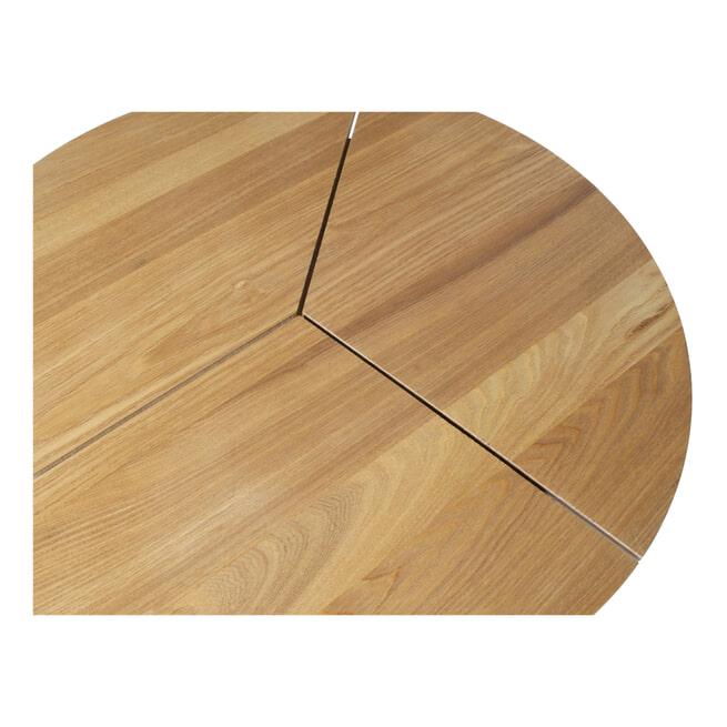 WOOOD Bijzettafel 'Rodi' 60cm, kleur Bruin