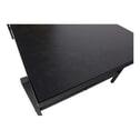 BePureHome Salontafel 'Turn' 100 x 54cm, kleur Zwart