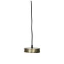 BePureHome Hanglamp 'Engrave' kleur Grijs