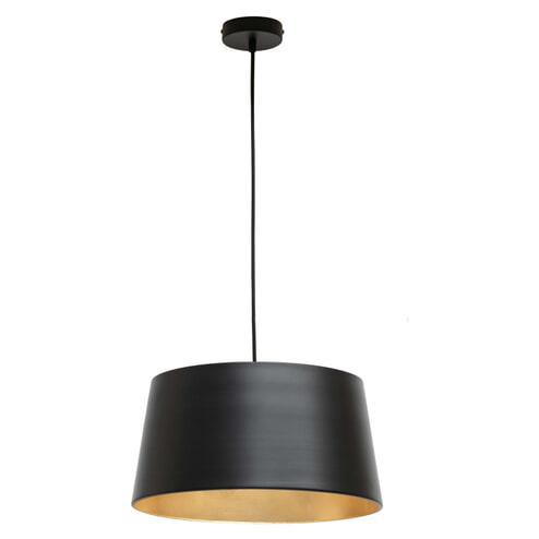 WOOOD Hanglamp 'Pien', kleur Zwart