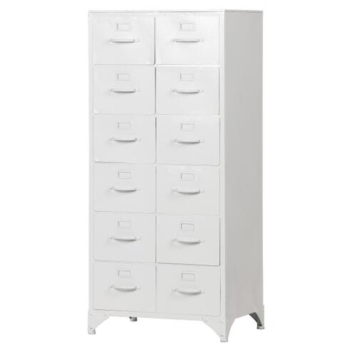 vtwonen Ladenkast 'Stock', kleur Wit