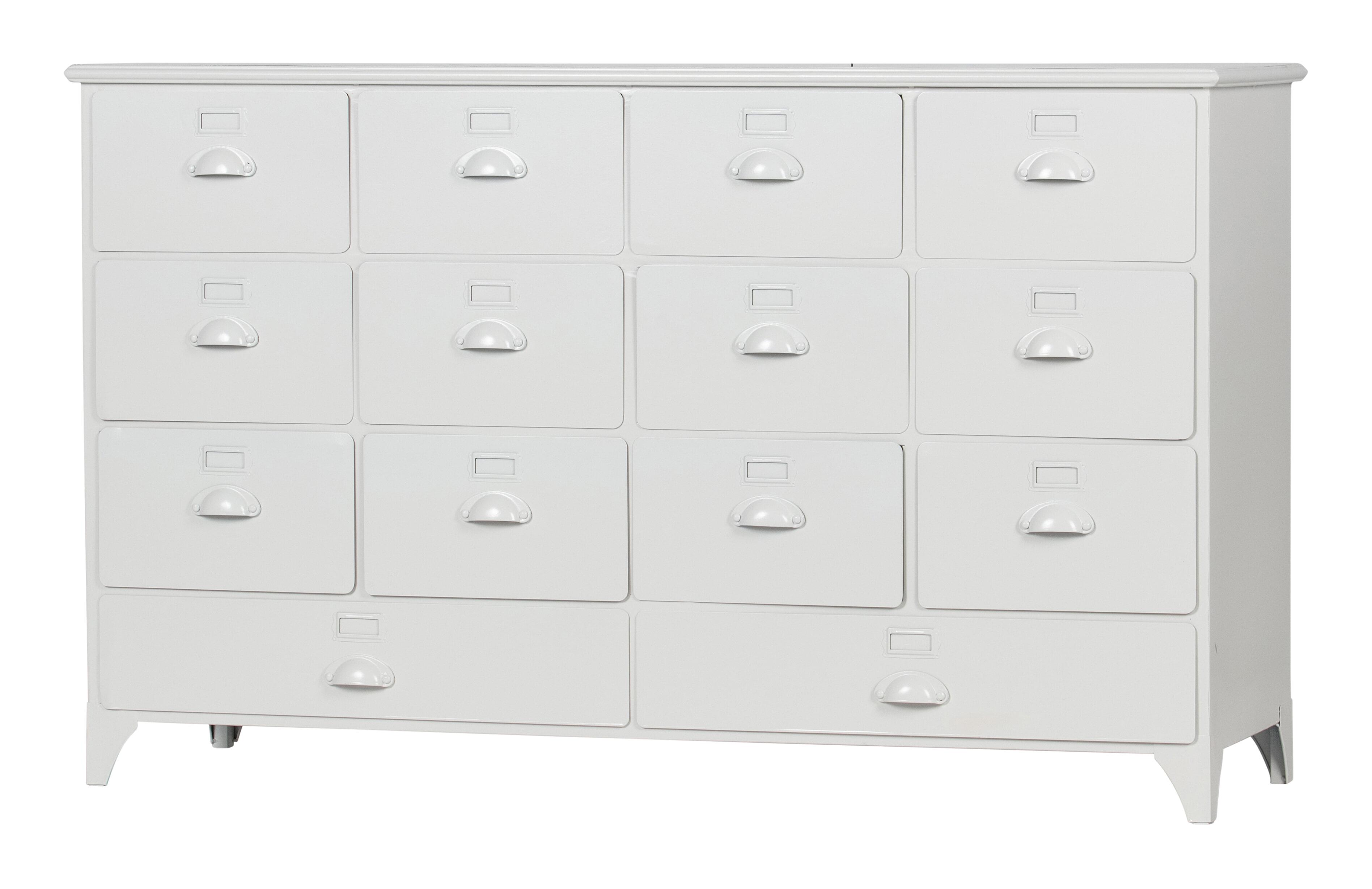 vtwonen Ladenkast 'Archive', kleur Wit