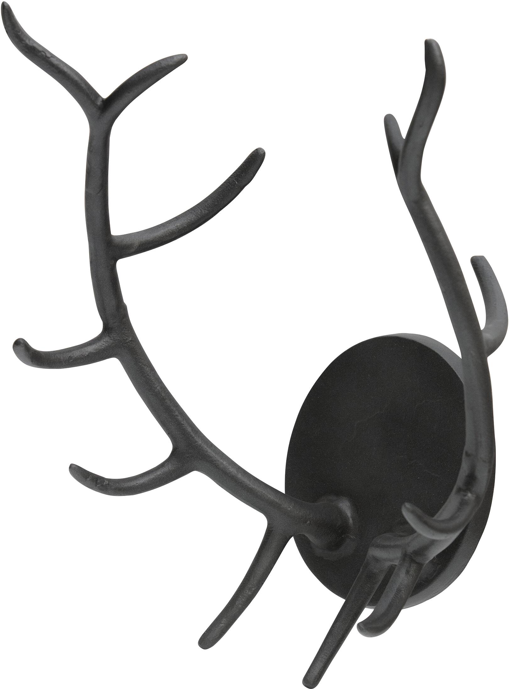 BePureHome Decoratie Gewei 'Antler', kleur Zwart