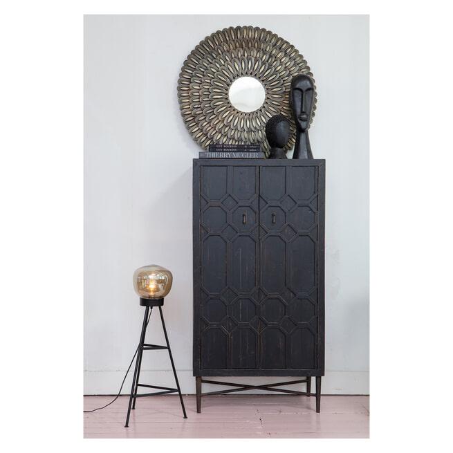 BePureHome Spiegel 'Husk' 83 x 83cm, kleur