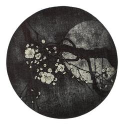 BePureHome Vloerkleed 'Night' 1 x cm, kleur Zwart