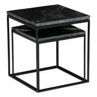 BePureHome Bijzettafel 'Mellow' 40 x 4035cm, kleur Zwart