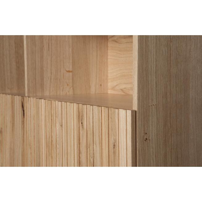 WOOOD Wandkast 'Gravure' 200 x 100cm