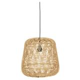 WOOOD Exclusive Hanglamp 'Moza', kleur Naturel