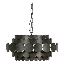 WOOOD Exclusive Hanglamp 'Kaki', kleur Zwart