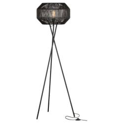 WOOOD Exclusive Vloerlamp 'Griffin', kleur Zwart