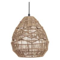 WOOOD Exclusive Hanglamp 'Adelaide' Ø25cm, kleur Naturel