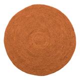 WOOOD Rond Vloerkleed 'Ross' 150cm, kleur Ombre