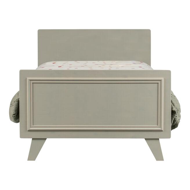 WOOOD Bed 'Lily' 90 x 200cm, kleur Clay