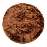 BePureHome Rond Vloerkleed 'Praline' Ø200cm, kleur Syrup