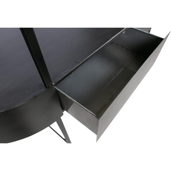 WOOOD Exclusive Sidetable 'Imani' met 2 laden, 120 x 46cm