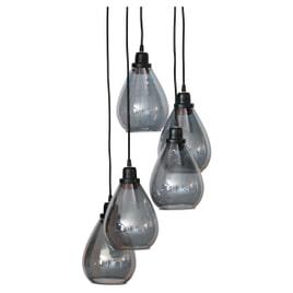BePureHome Hanglamp 'Waterfall' 5-lamps