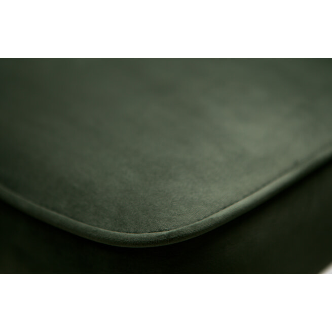 BePureHome Barkruk 'Vogue' (zithoogte 80cm) Velvet