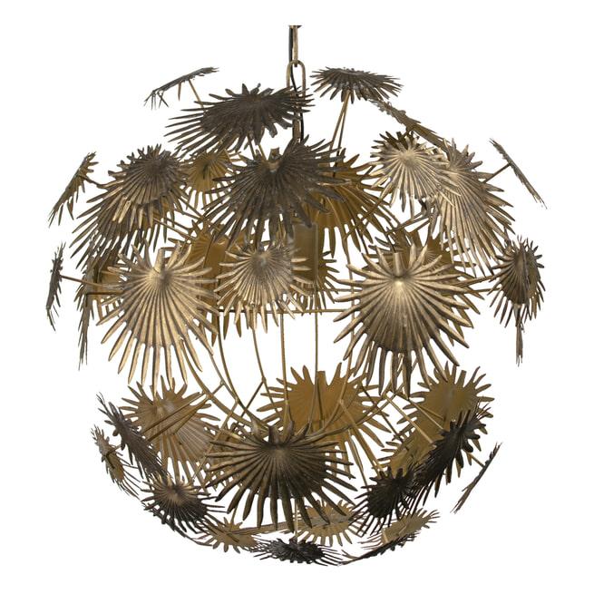 BePureHome Hanglamp 'Atom', kleur Antique Brass