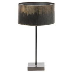 BePureHome Tafellamp 'Blackout', kleur Zwart