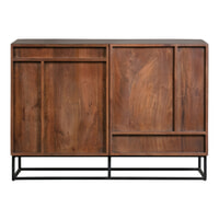 WOOOD Exclusive Dressoir 'Forrest' Mangohout, 107cm