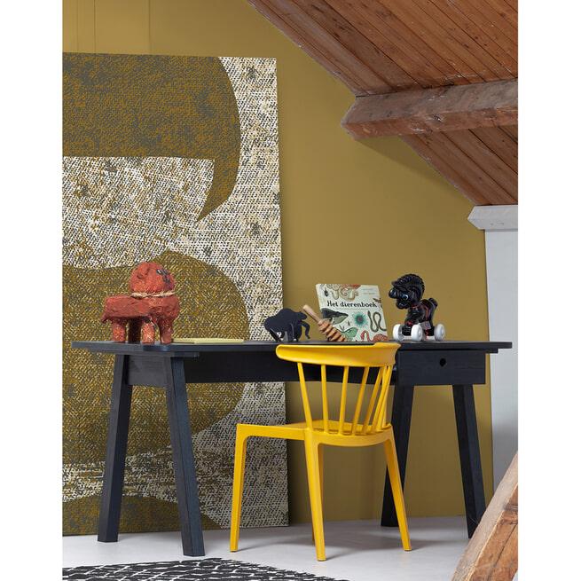 WOOOD Posterbehang 'Cira' kleur Meerkleurig, 250 x 150cm