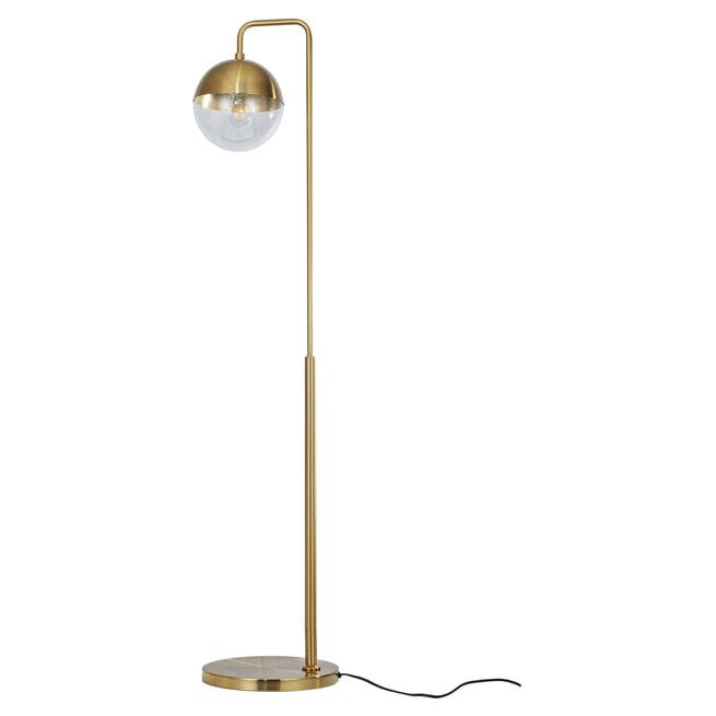 BePureHome Vloerlamp 'Globular' kleur Goud
