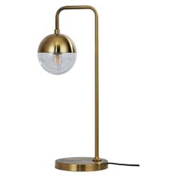 BePureHome Tafellamp 'Globular' kleur Goud