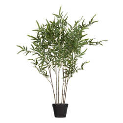 WOOOD Kunstplant 'Bambusa' Bamboe