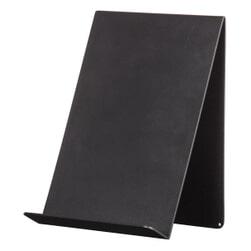 WOOOD Boekenstandaard 'Brook' Staand, kleur Zwart