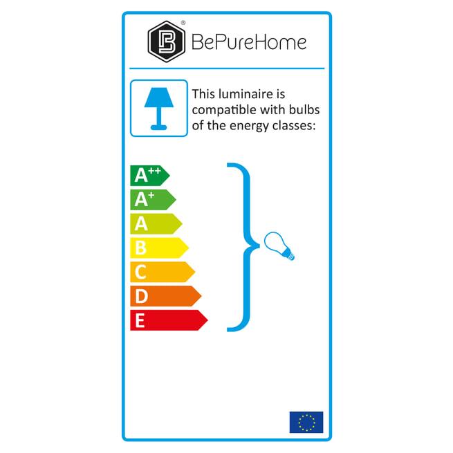 BePureHome Hanglamp 'Soap, kleur Transparant