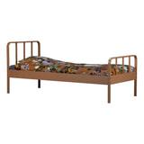 WOOOD Bed 'Mees' 90 x 200cm, kleur Syrup