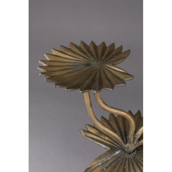 Dutchbone Etagère 'Leela', 39x52x33cm, kleur Goud