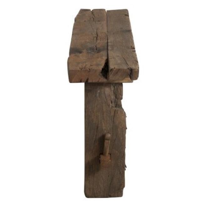 J-Line Sidetable 'Rosanne' Gerecycled hout, 150cm