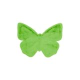 Kayoom Vloerkleed 'Vlinder' kleur Groen, 70 x 90cm