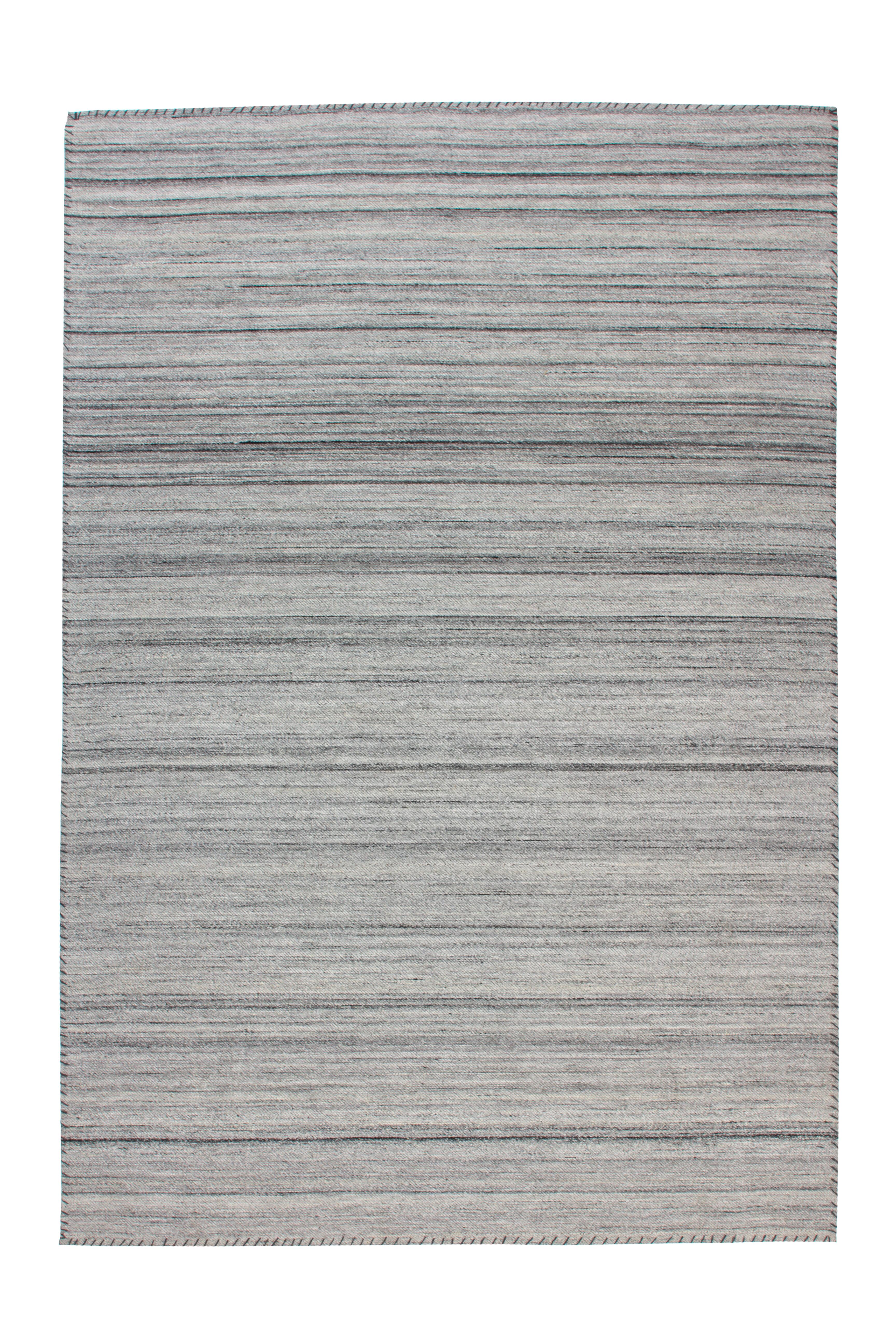 Kayoom Vloerkleed 'Phoenix 210' kleur Grijs, 160 x 230cm