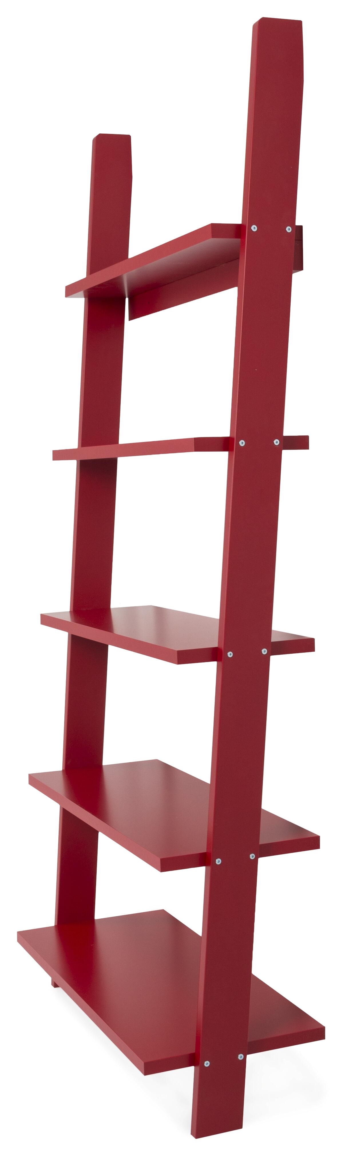 Tenzo Wandrek 'Strada' 188 x 85cm, kleur Rood