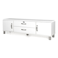 Tenzo TV-meubel 'Malibu' 182cm, kleur Wit