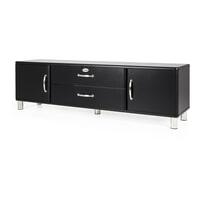 Tenzo TV-meubel 'Malibu' 182cm, kleur Zwart