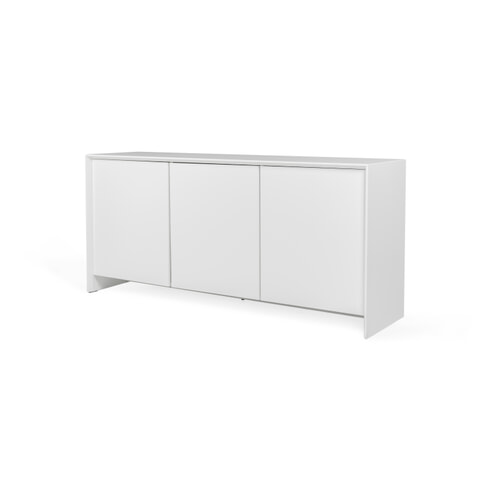 Tenzo Dressoir 'Profil' 173cm, kleur Wit