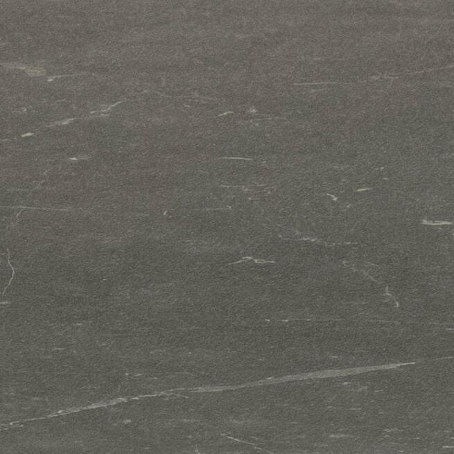 Bendt Ronde Eettafel 'Ivana' Marmerprint, Ø110cm, kleur Zwart